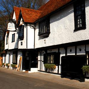 The Olde Bell Restaurant, Hurley, Berkshire