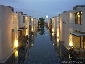 Let's Sea Boutique Al Fresco Resort, Hua Hin