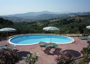 Villas For 2, in Abruzzo