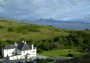 Torovaig House Hotel, Isle of Skye